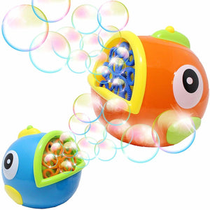 Fish Bubble Blowers, 2-Pack