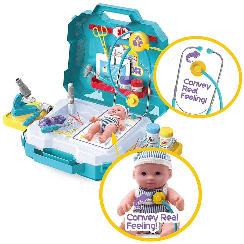 Medical Toy Pretend Play Kit