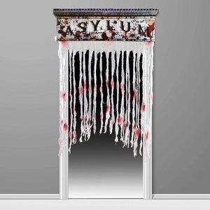 Halloween Creepy Door Curtain