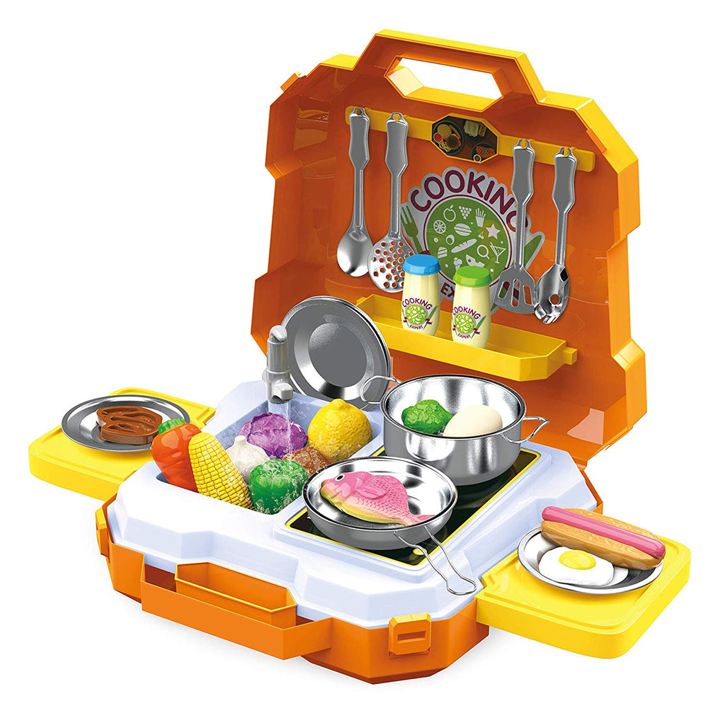 Kids Pretend Play Kitchen Toy