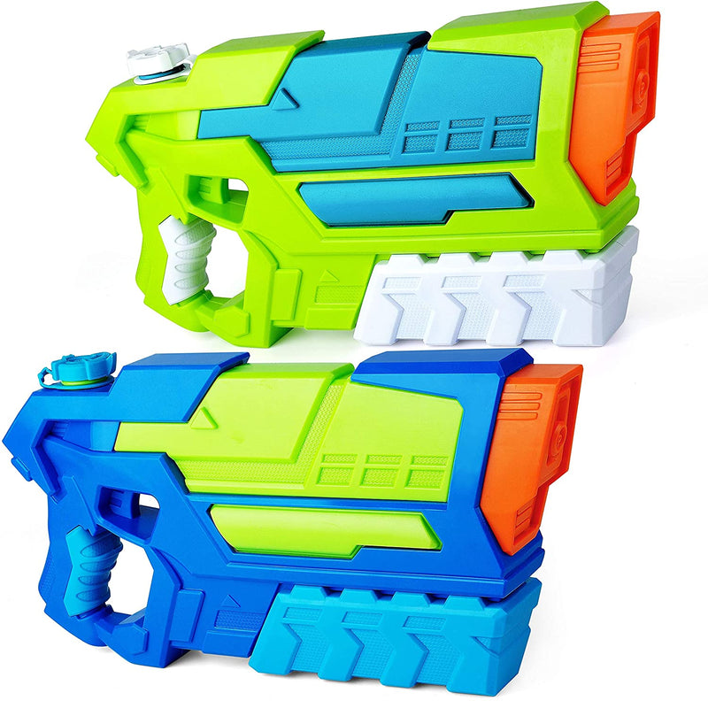 2 in 1 Water Gun Super Blaster