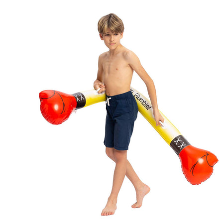 SLOOSH - Inflatable Boxing Noodle Pool Float