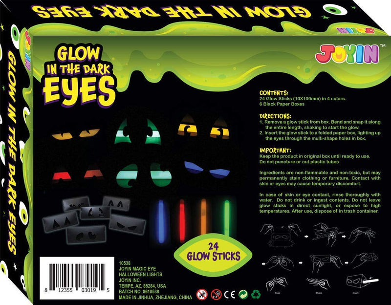 MAGIC EYE HALLOWEEN LIGHTS