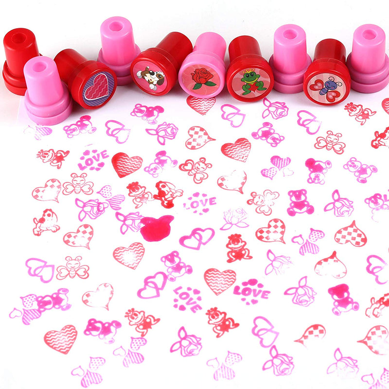 Valentine Stampers Set