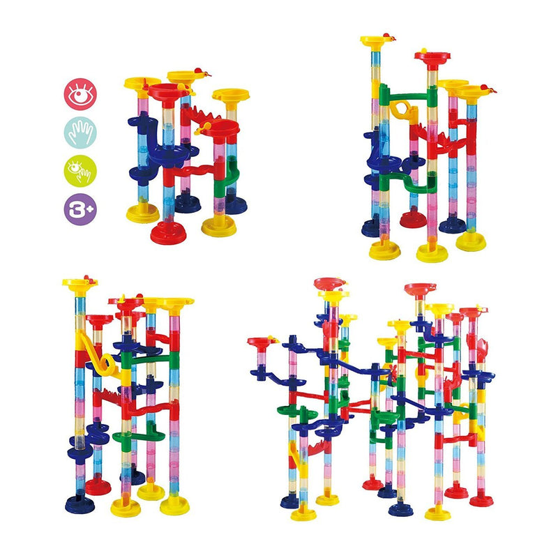 Complete Marble Run 181-Piece Set
