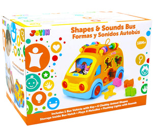Magical School Bus Shapes and Sounds Toy