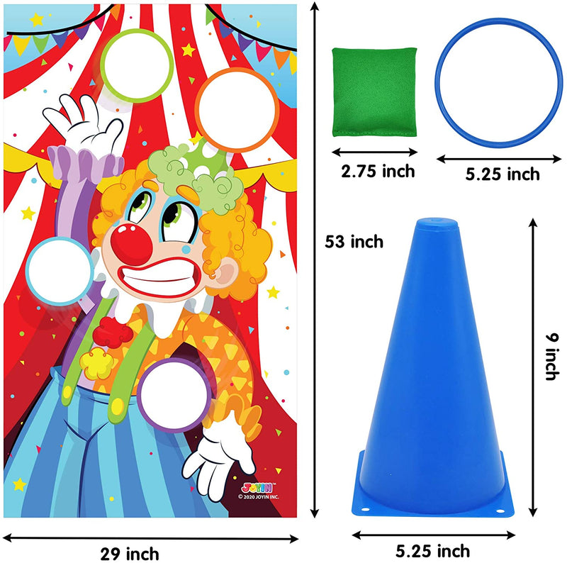 31 Pcs Carnival Toss Game