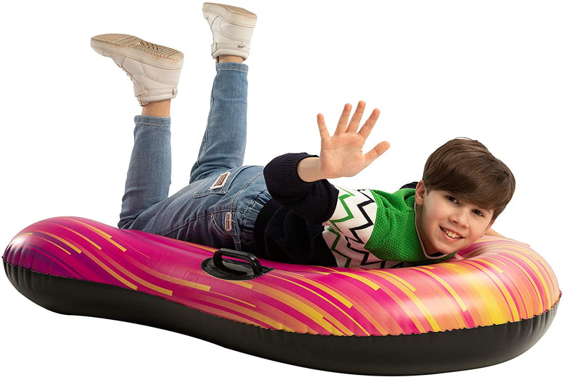 "35.4"" Inflatable Snow Sled"