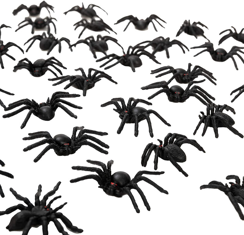 400sqft Stretch Spider Web and Extra 60 Rubber Fake Spiders