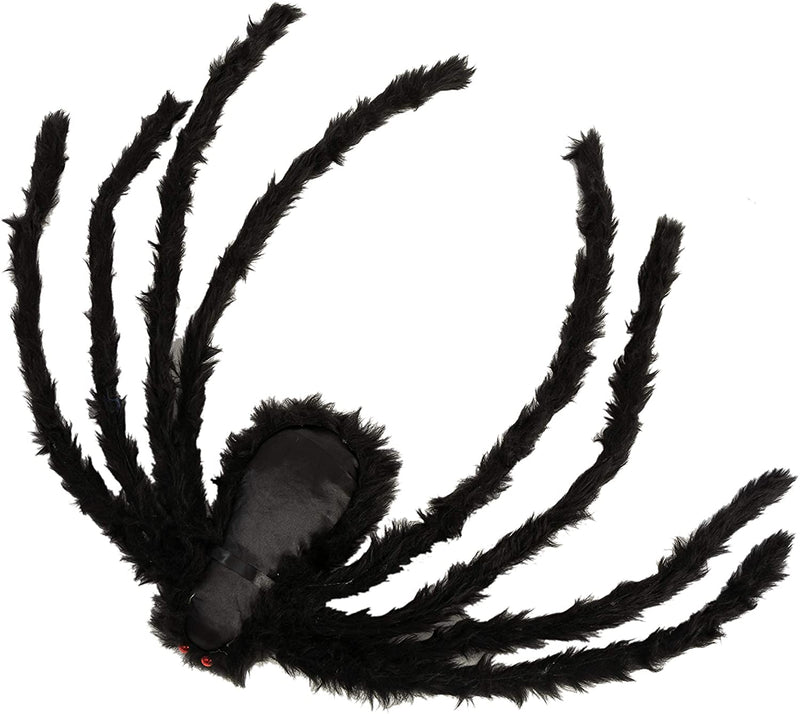 3 Pack Large Halloween Hairy Spiders