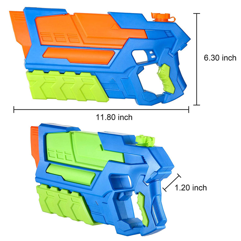 SLOOSH - 3 in 1 Aqua Phaser High Capacity Water Gun