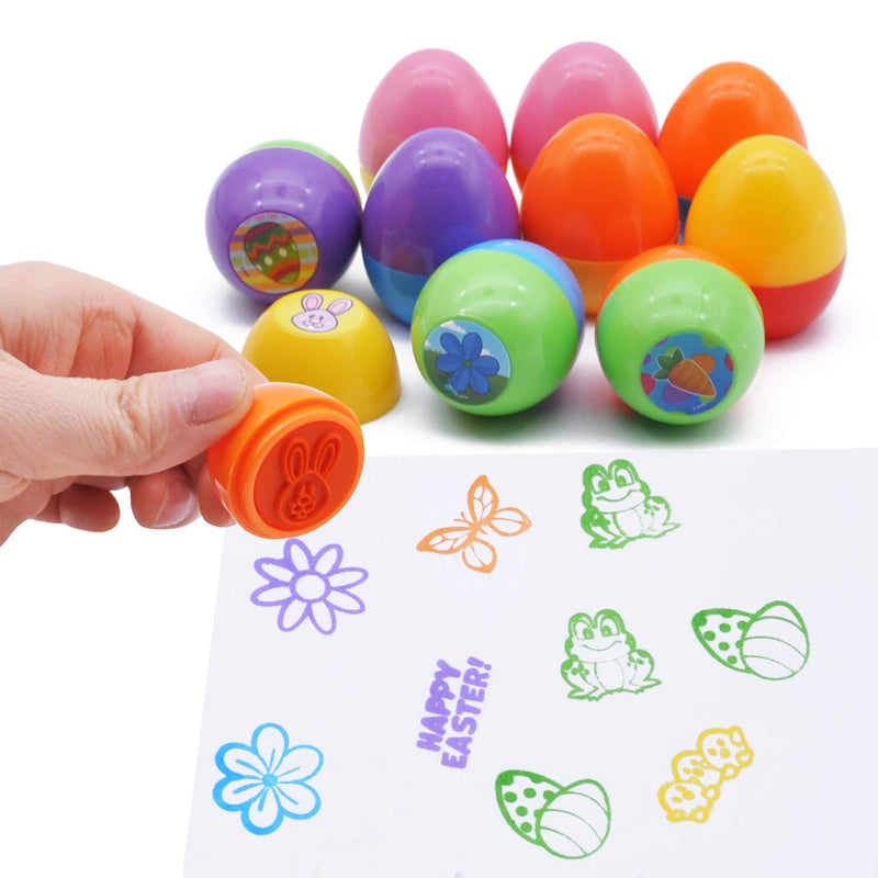 EASTER EGG STAMPERS, 24-PIECE