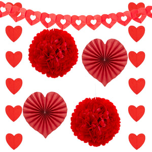 Valentines Day Decoration Kit