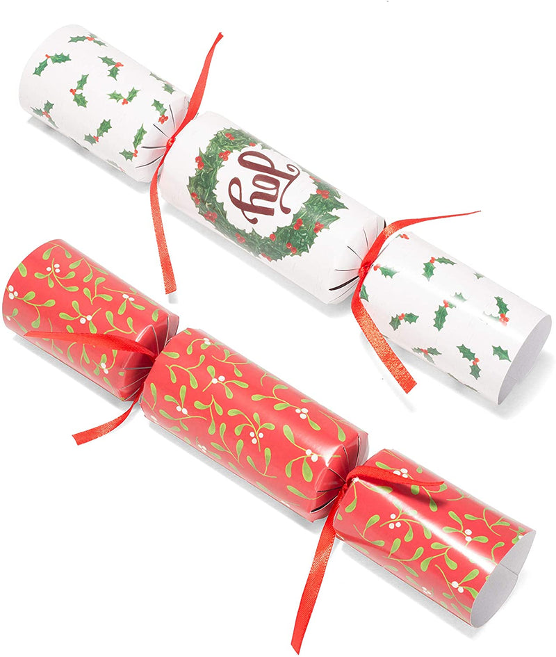 10 Piece Christmas No Snap No Popping Party Table Favor
