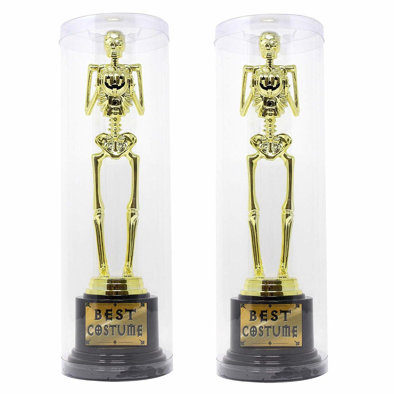 Best Costume Trophies 2-Pack