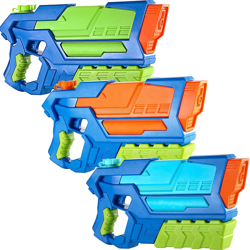 Spritz 3 in 1 Aqua Phaser High Capacity Water Gun