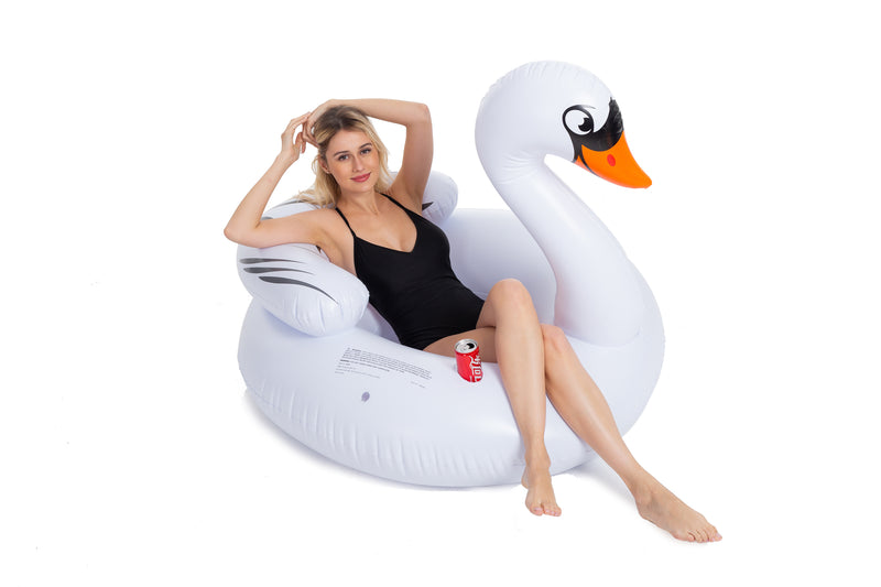 Inflatable Swan Tube