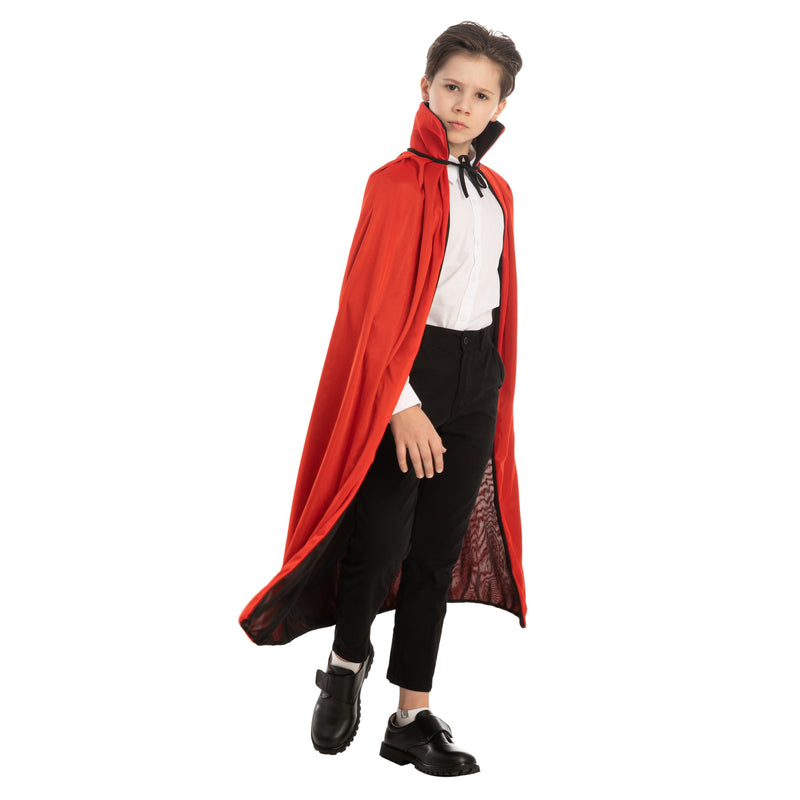 Child Unisex Halloween Vampire Costume Set