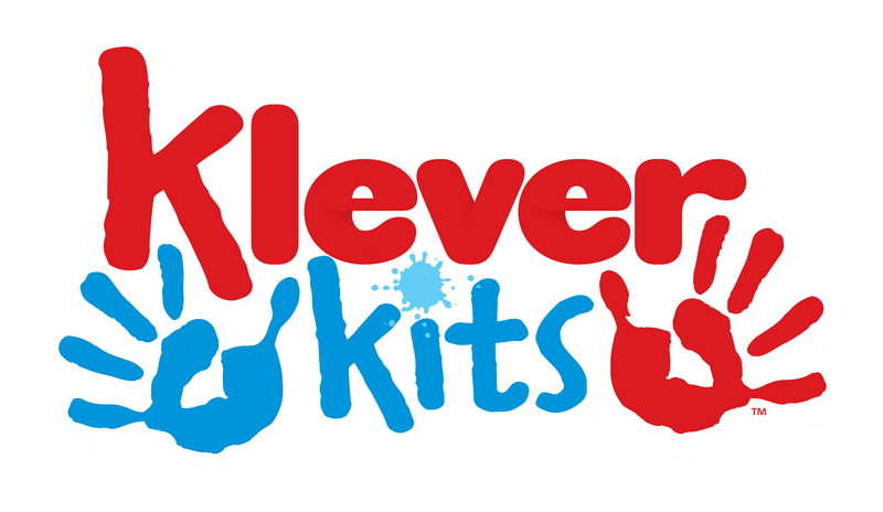 KLEVER KITS - Scratch Paper Arts and Crafts Kit