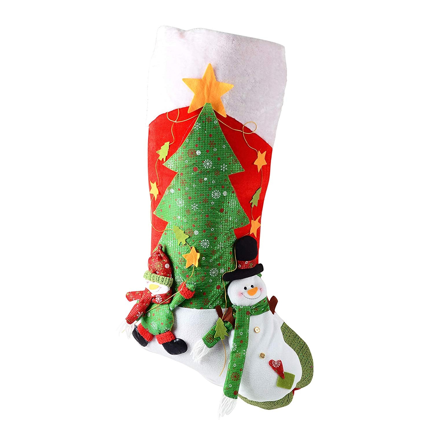 "40.5"" Giant Christmas Stocking"