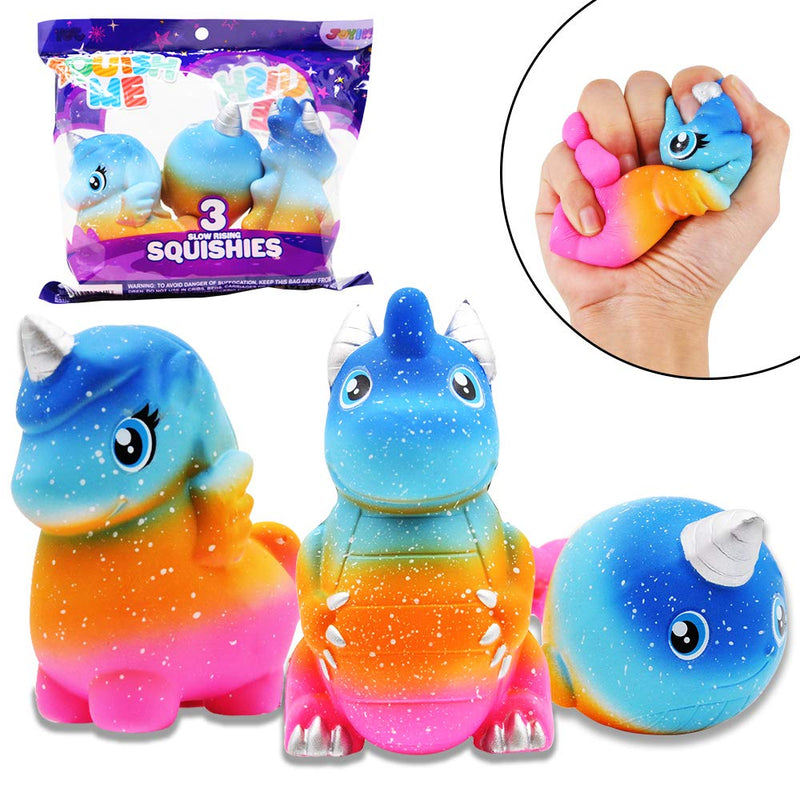 Jumbo Galaxy Design Squishy