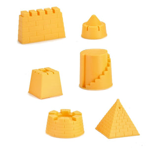 Soft Plastic Beach Toys 13-Piece Set