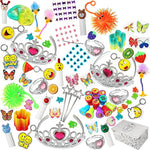 Deluxe Princess Party Favor Pack, 100 Pieces