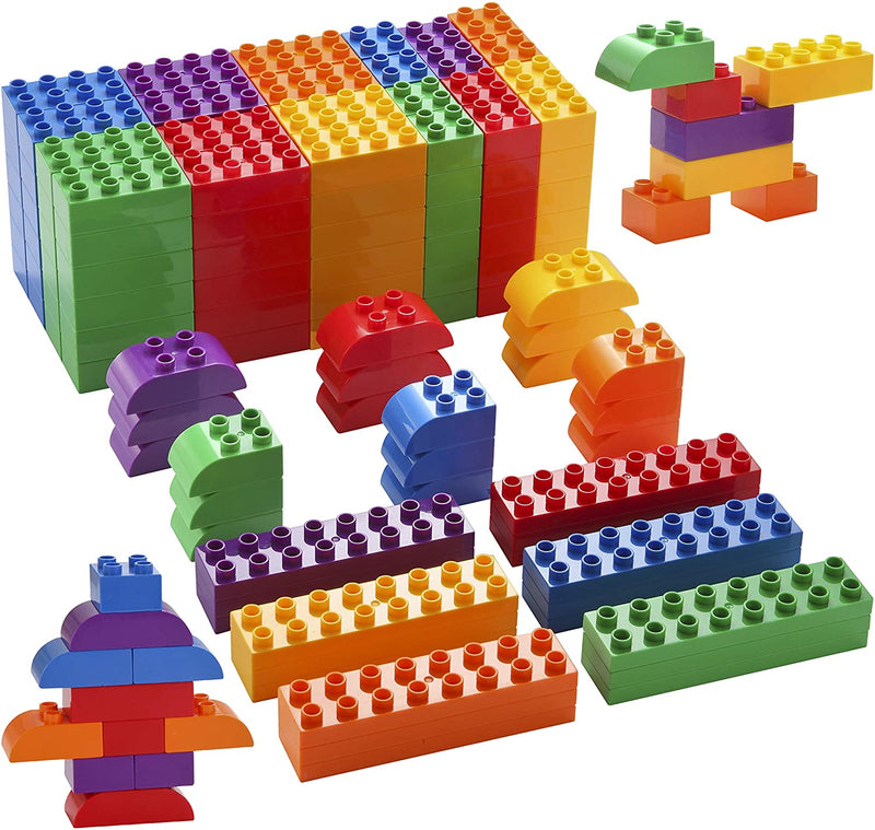 Big Building Blocks 180-pieces Classic Bricks