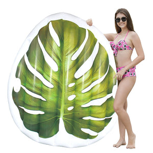 Tropical Leaf Float