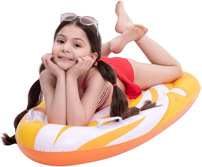 Inflatable Boogie Boards for Kids Swimming Pool