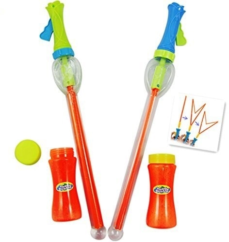 2 Pack Big Bubble Wands