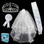 Bride to Be Bachelorette Party Accessory 5-Piece Kit