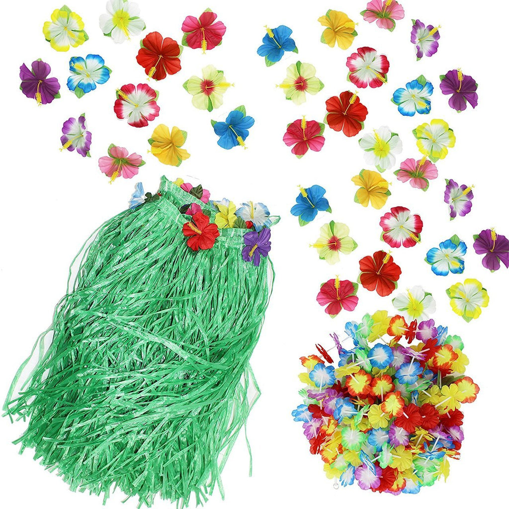 Luau Party Decoration Set