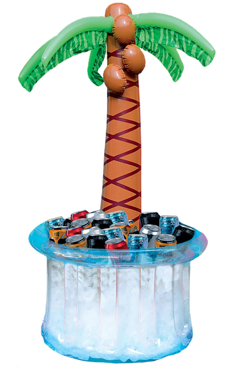 "60"" Inflatable Palm Tree Cooler"