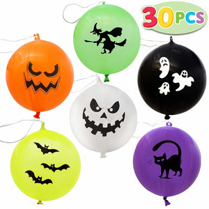 Halloween Punch Balloons 30-Pack