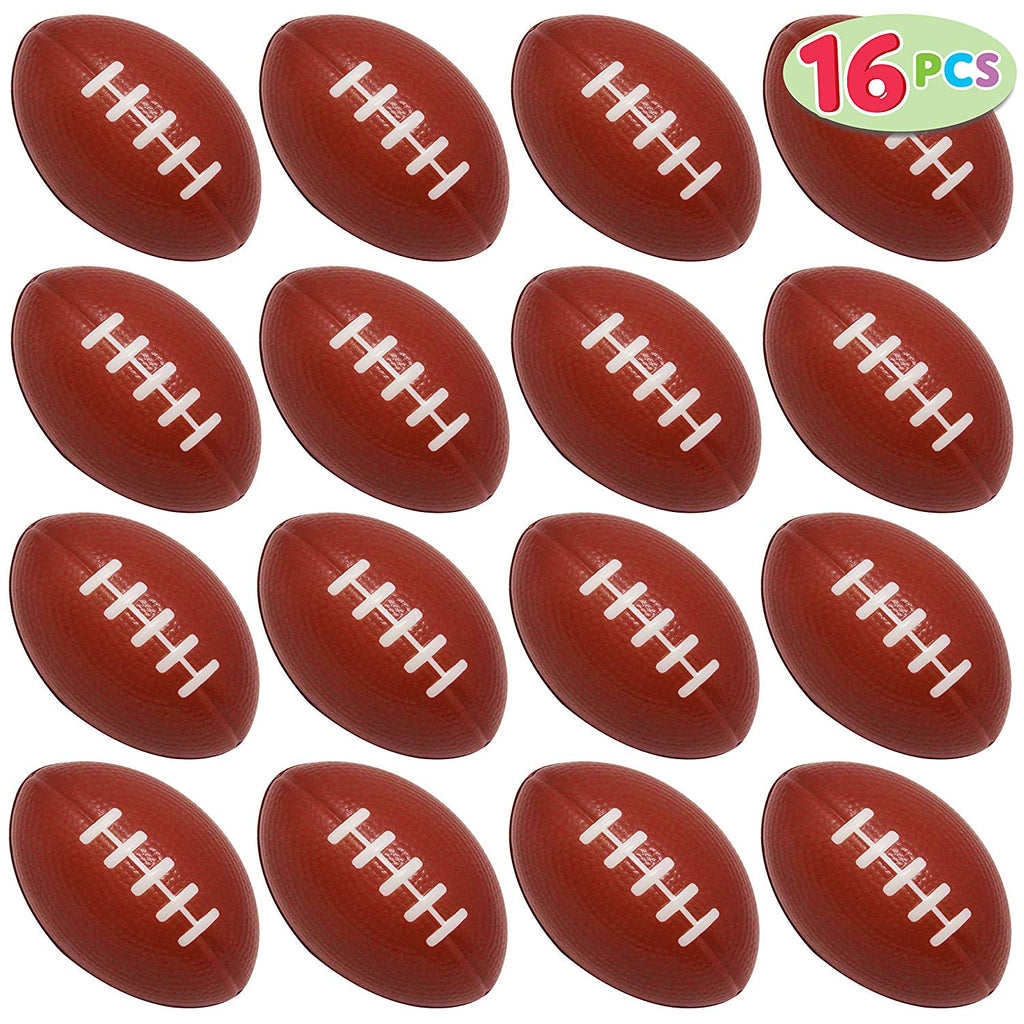 Mini Football Foam Stress Balls