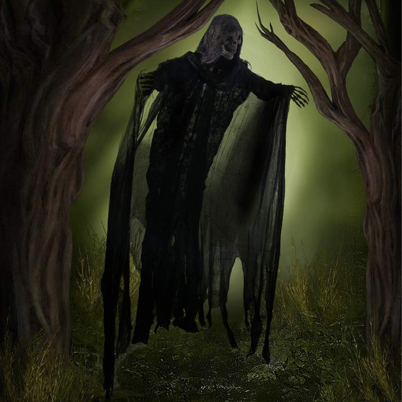 Life Size Hanging Grim Reaper
