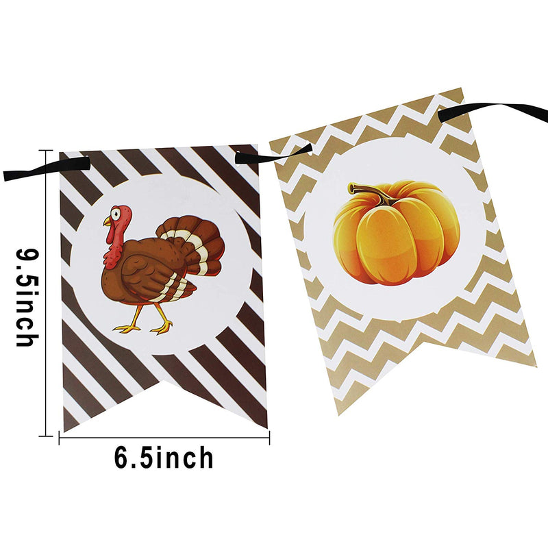 THANKSGIVING PARTY DECORATION SET