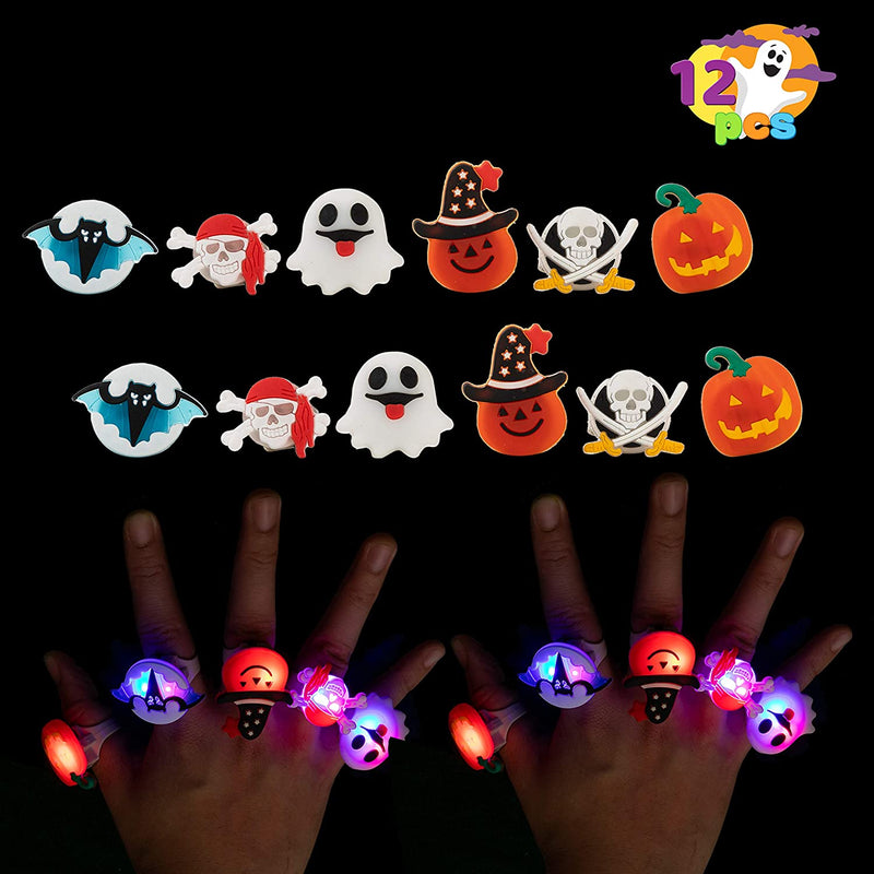 Light up Plastic Rings and Necklaces and Tattoos, 60 Pcs
