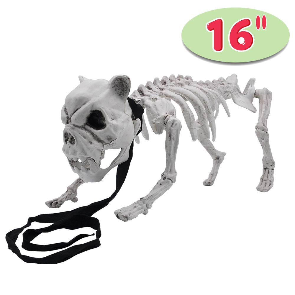 Pose-N-Stay Puppy Skeleton Dog