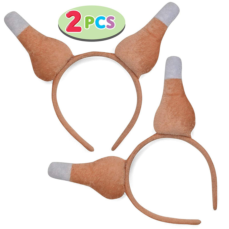 TURKEY DRUMSTICKS HEADBANDS