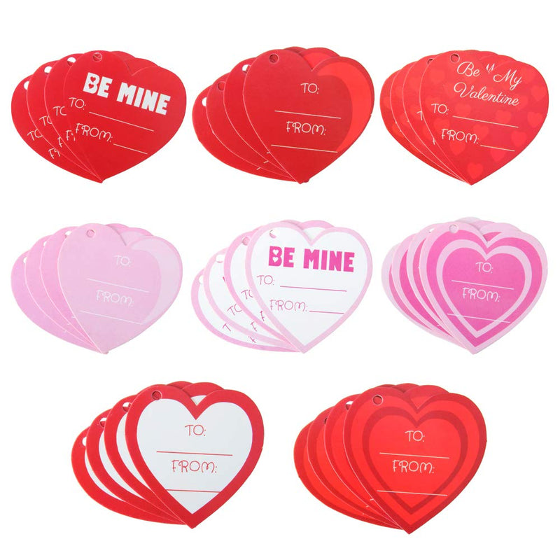 Kids Valentines Party Favors