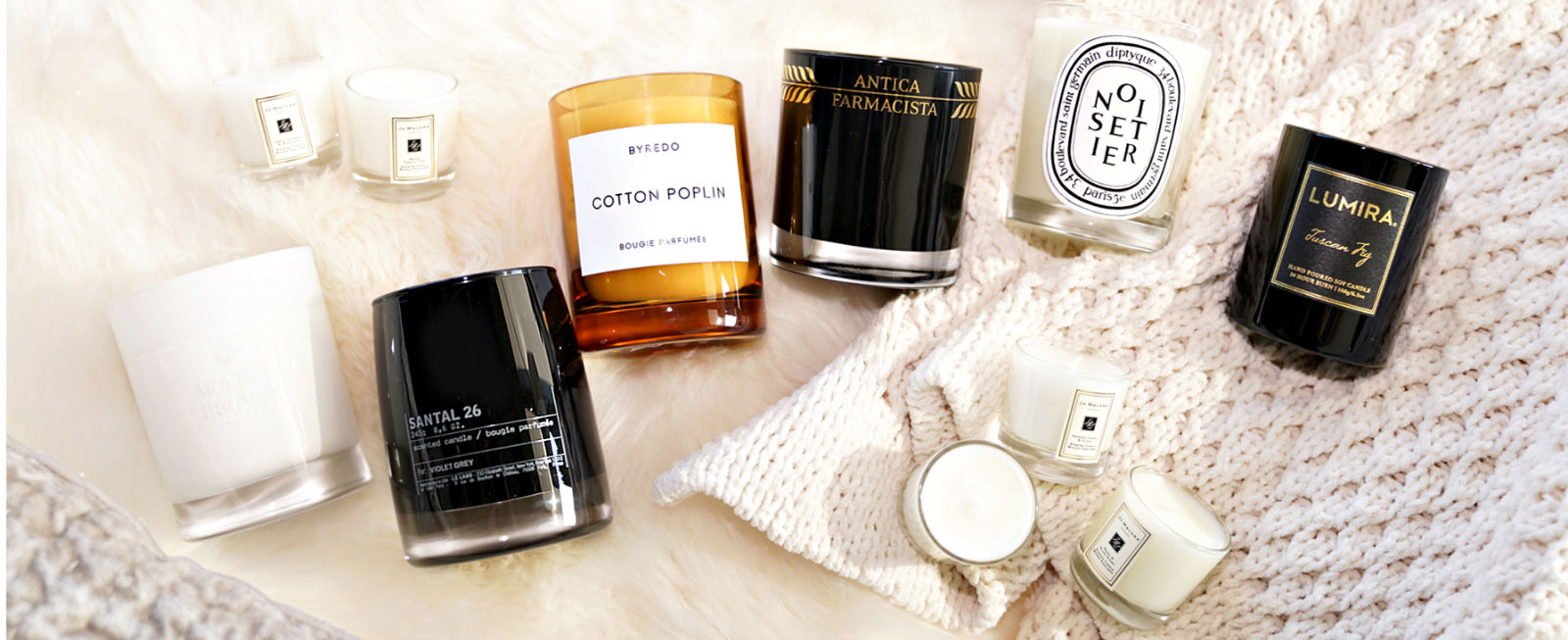 Luxury Candle Deals