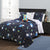 Kids One With The Universe Galaxy Bedding Quilt Set - NovaandKnox.com