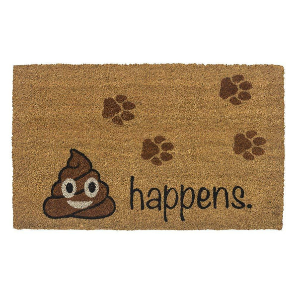 It Happens Doormat - NovaandKnox.com