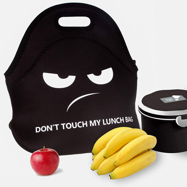 Don't Touch My Lunch Tote - NovaandKnox.com
