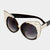 Simone Austrian Crystal Cat Eye Sunglasses