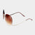 Amber Austrian Crystal Arm Sunglasses