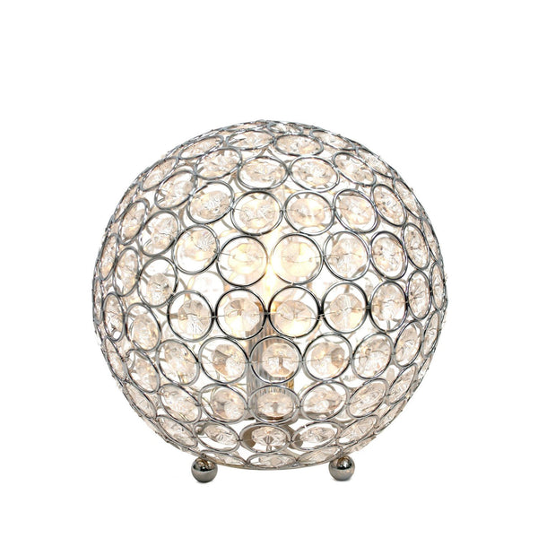 Crystal Ball Table Lamp - NovaandKnox.com