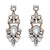 Rozie Crystal Statement Earrings - NovaandKnox.com